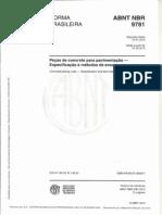 NORMA ABNT NBR 9781 PISOS.pdf