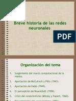 Tema 3. Breve Historia de Las Redes Neuronales