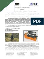 TRX Metodo Radiometria
