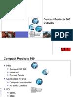 3BSE041303 E en Compact Products 800 Presentation
