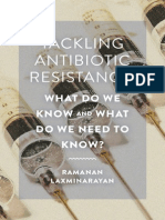 Tackling Antibiotic Resistance