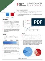 Lung Cancer Fact Sheet 042214