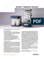 Tecator Digestion Datasheet_GB