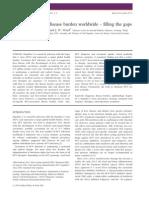 Journal of Viral Hepatitis - Estimates on HCV disease burden worldwide– filling the gaps.