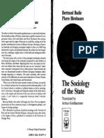 Badie&Birnbaum Sociologyofthestate
