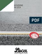 Manuale Sottofondi LECA