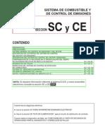Sistema de control y control de emisiones