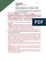 2a Prova de Avaliação SHT-solução - 1_2014.pdf