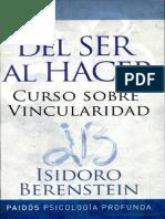 230526763 Berenstein Del Ser Al Hacer Inc