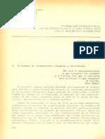 Transicion Democratica, Social Democracia y Clases Populares en La Republica Dominicana