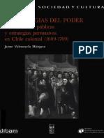 Las Liturgias Del Poder Chile