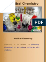 Medical Chemistry Introduction