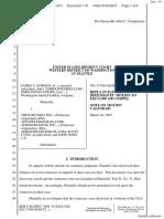 Gordon v. Virtumundo Inc et al - Document No. 119