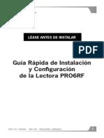 Lectora RFID pro6rf
