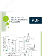 Proceso de Endulzamiento de Gas Natural