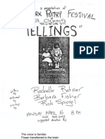 Tellings by Rochelle Ratner