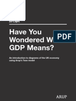 [Arup] Have You Wondered What GDP Means
