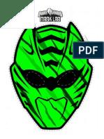 Power Rangers Laboratorio de Máscaras Ver