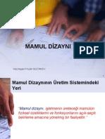 MAMUL DIZAYNI