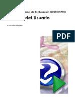 Manual Gestionpro