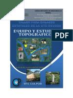 TOPOGRAFIA Equipos Estudios