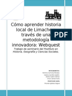 Historia Local Limache