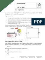 Ley de OHM pdf