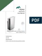 YAD User Manual_port