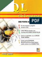 Andy Oppel-SQL Fara Mistere-Rosetti Educational 2006