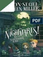 Nightmares! The Sleepwalker Tonic by Jason Segel