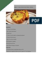 Torta Con Chispas de Chocolate - El Gran Libro de Las Tortas, Tartas y Budines