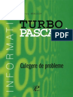 Andrei Braicov-Turbo Pascal-Culegere de Probleme-Ed II-Chisinau-Prut International 2007