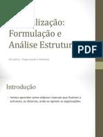Departamentalização e Manualização 3