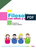 Filosofía con Niños y Niñas - Pablo Martínez