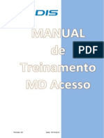 Manual Software MDAcesso R02