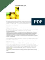 10 Beneficios y Propiedades Del Limón