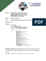 FORZ Press Kit Bio