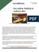 Diário Oficial 06 05 2008