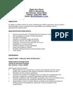 Jobswire.com Resume of DFLO1963