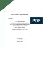 PE 120_1994 Instructiuni Pentru Compensarea Puterii Reactive in Retelele Electrice Ale Furnizorilor de Energie Si La Consumatorii Industriali Si Similari