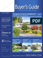 Coldwell Banker Olympia Real Estate Buyers Guide July 18th 2015