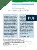Articulo Investigacion Fractura Radio Distal de Primero