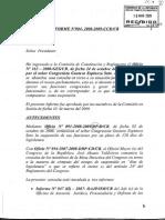 C CONSTITUCION Informe Sanción Suspendidos Días Legislatura 1