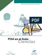 Pisa en El Aula Ciencias