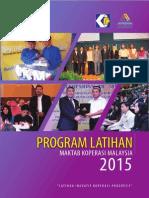 Program Latihan MKM 2015
