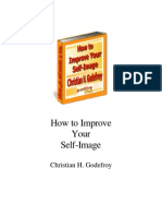 How to Improve Your Self-Image