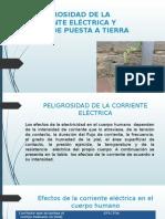 Peligrosidad de La Corriente Eléctrica y Sistemas de (2)