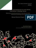 FRIQUES, M. Melancolia e Antropotécnica