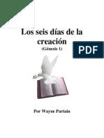 Los Seis Dias de La Creacion