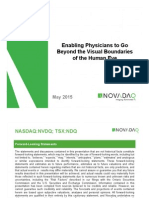 NOVADAQ Corporate Presentation May 2015_0